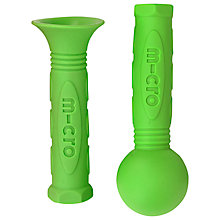 Buy Micro Scooter Honker, Neon Green Online at johnlewis.com