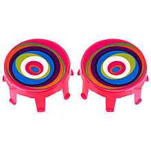 Buy Micro Scooters Wheel Whizzers, Pink Circles Online at johnlewis.com