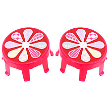 Buy Micro Wheel Whizzers Scooter Accessory, Floral Online at johnlewis.com