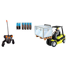 Buy Remote Control Forklift Truck Online at johnlewis.com
