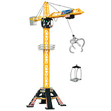 Buy Dickie Remote Control Giant Mega Crane Online at johnlewis.com