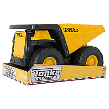 Buy Tonka Classic Mighty Dump Truck Online at johnlewis.com