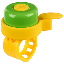 Buy Micro Scooters Micro 2-Tone Bell, Yellow/Green Online at johnlewis.com