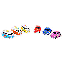 Buy V-Dubs Stylies Collectible Cars & Stickers, Assorted Online at johnlewis.com