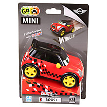 Buy Go MINI Boost Stunt Racer Online at johnlewis.com
