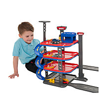 Buy John Lewis Big City Garage & Cars Online at johnlewis.com