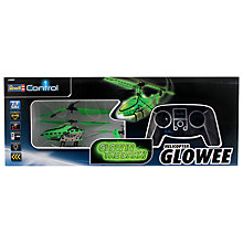 Buy Revell Control Helicopter Glowee Online at johnlewis.com