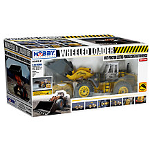 Buy Hobby Engine Remote Control Wheeled Loader Online at johnlewis.com