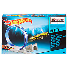 Buy Hot Wheels Gravity Track, Assorted Online at johnlewis.com