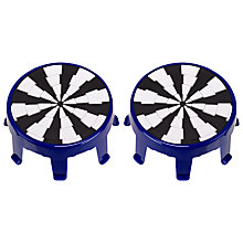 Buy Micro Scooters Wheel Whizzers, Black / White Online at johnlewis.com