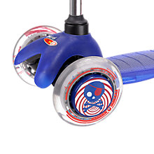Buy Micro Scooters Wheel Whizzers, Pirate Online at johnlewis.com