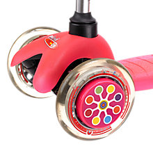 Buy Micro Wheel Whizzers Scooter Accessory, Neon Dot Online at johnlewis.com
