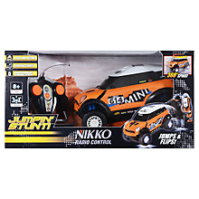 Buy Nikko Remote Control Jumpin' Stunt Mini Countryman Online at johnlewis.com