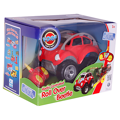 V-Dubs Radio Controlled Roll-Over Beetle