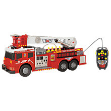 Buy Remote Control Light & Sound Action Fire Engine Online at johnlewis.com