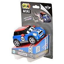 Buy Go MINI Chicane Stunt Racer Online at johnlewis.com