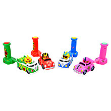 Buy V-Dubs Speeders Collectible Racing Cars, Assorted Online at johnlewis.com