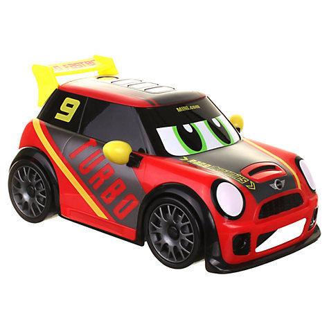 Buy Go Mini Power Boost Racers, Assorted Online at johnlewis.com