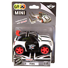 Buy Go MINI Fins Stunt Racer Online at johnlewis.com