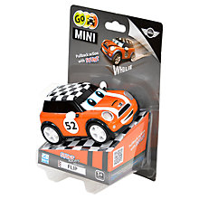 Buy Go MINI Flip Stunt Racer Online at johnlewis.com