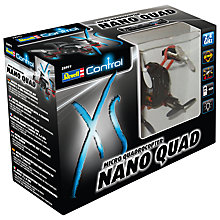 Buy Revell Control Nano Quad Micro Quadrocopter Online at johnlewis.com