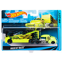 Buy Hot Wheels City Super Rig, Assorted Online at johnlewis.com