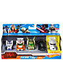 Hot Wheels Star Wars Character Cars, Pack of 5