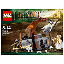 Buy LEGO The Hobbit: Witch-King Battle Online at johnlewis.com