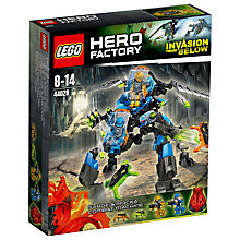 Buy LEGO Hero Factory Surge & Rocka Combat Machine Online at johnlewis.com