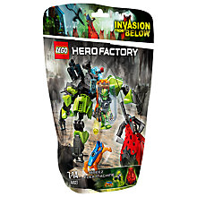 Buy LEGO Hero Factory Breez Flea Machine Online at johnlewis.com