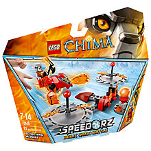 Buy LEGO Chima Scorching Blades Online at johnlewis.com