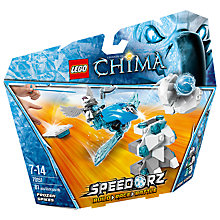 Buy LEGO Chima Frozen Spikes Online at johnlewis.com