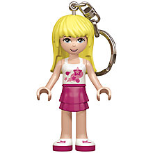 Buy LEGO Friends Stephanie Keylight Online at johnlewis.com