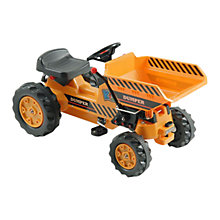 Buy Lil' Dumper Ride On Tractor Online at johnlewis.com
