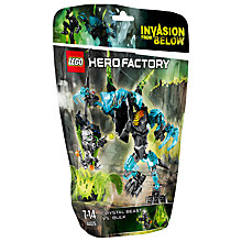 Buy LEGO Hero Factory Crystal Beast Online at johnlewis.com