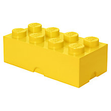 Buy LEGO Friends 8 Stud Storage Brick Online at johnlewis.com