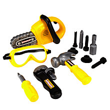 Buy John Lewis Toy DIY Tool Set Online at johnlewis.com