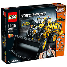 Buy LEGO Technic Remote-Controlled VOLVO L350F Wheel Loader Online at johnlewis.com