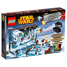 Buy LEGO Star Wars Christmas Advent Calendar Online at johnlewis.com
