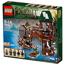 Buy LEGO The Hobbit: Attack on Lake-Town Online at johnlewis.com