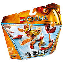 Buy LEGO Chima Inferno Pit Online at johnlewis.com