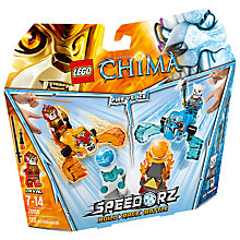Buy LEGO Chima Fire vs Ice Online at johnlewis.com