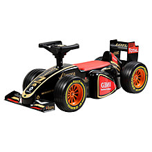 Buy Lotus F1 Team Ride-On Racing Car Online at johnlewis.com
