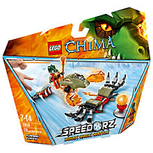 Buy LEGO Chima Flaming Claws Online at johnlewis.com