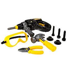 Buy John Lewis Toy Drill Set Online at johnlewis.com