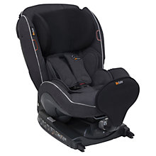 Buy BeSafe Izi Kid Sober Sport i-Size Car Seat, Black Online at johnlewis.com