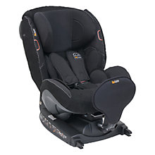 Buy BeSafe Izi Kid i-Size Car Seat, Black Online at johnlewis.com