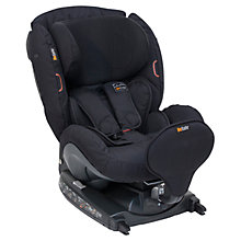 Buy BeSafe Izi Kid Car Seat, Black Online at johnlewis.com