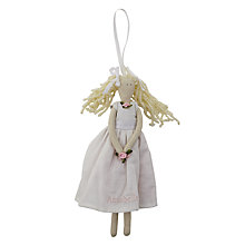 Buy Cambric & Cream Bridesmaid Doll Online at johnlewis.com