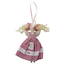 Buy Cambric & Cream Tooth Fairy Doll Online at johnlewis.com